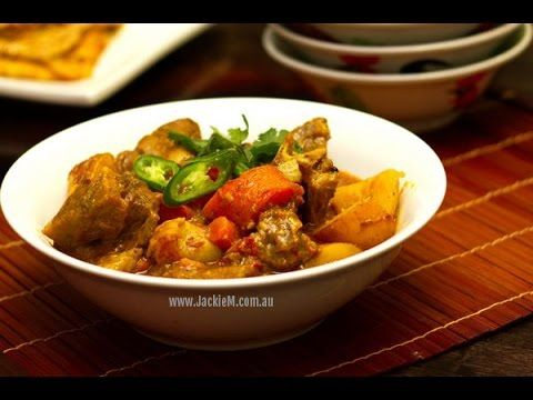 (Hangout-On-Air) How to Cook Goat Stew aka Sup Kambing - https://www.youtube.com/watch?v=71PqxW8n4ro