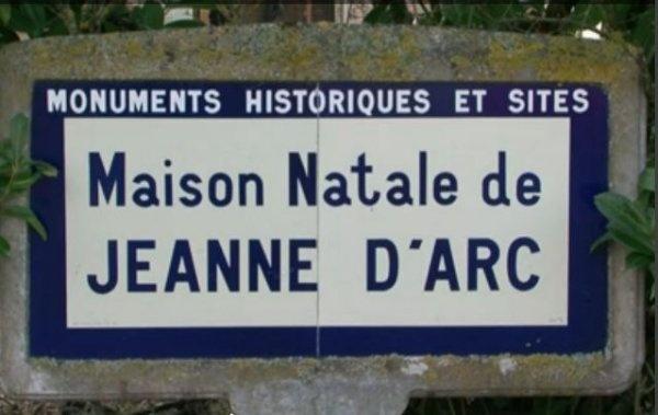 Domrémy la Pucelle Maison natale de Jeanne D'Arc !: Home, Arc, Jeanne D Arc, Jeanne, Joan Of