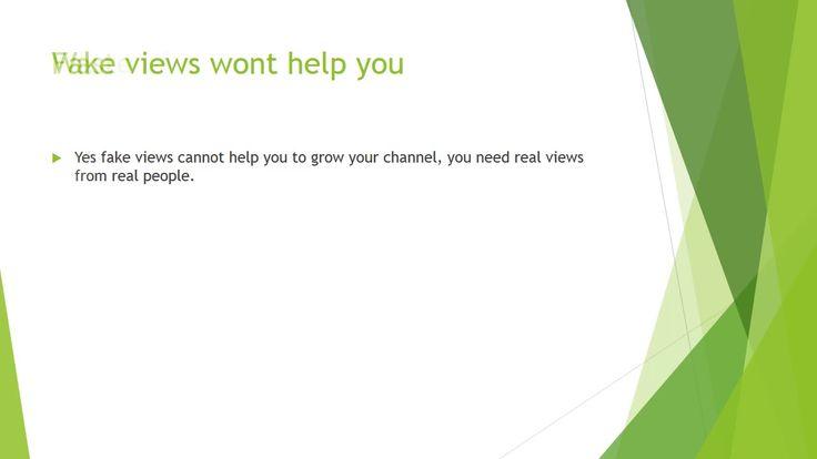 Never Buy 50 YouTube likes