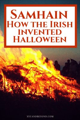 How the Irish invented Halloween. Some will know the ancient Celtic roots of the candy filled fun night, many won't. In Celtic Ireland nearly 2,000 years ago, Samhain was celebrated.