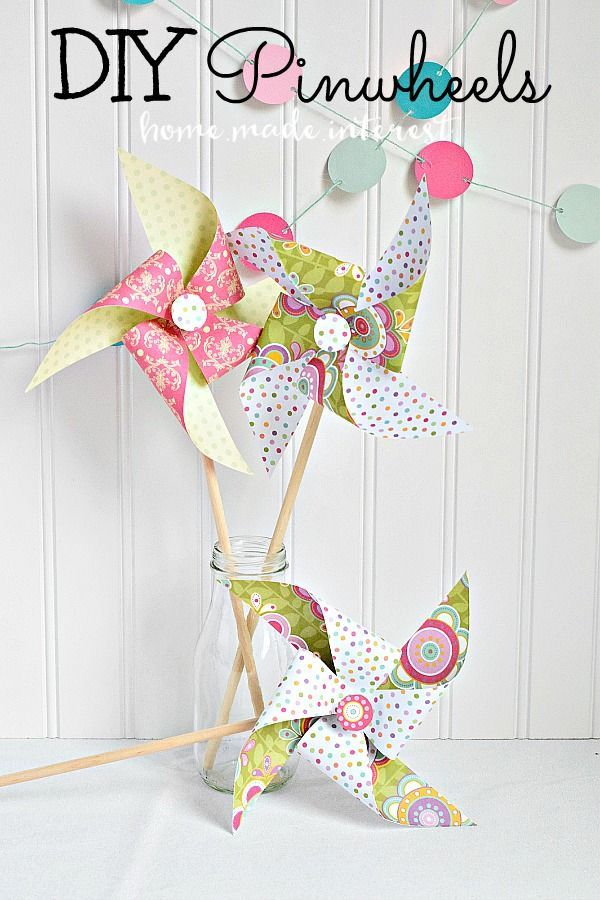 A fun summer activity for kids. Learn how to make your own pinwheels! #WhereFunBegins #ad @samsclub