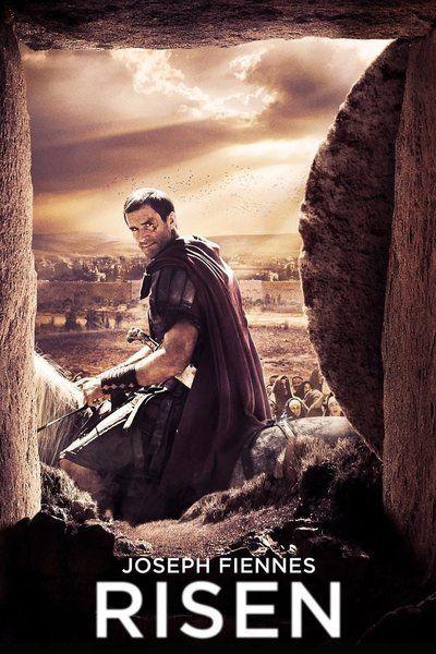 Risen (Resurrección) película sobre los 40 días posteriores a la crucificción