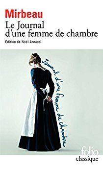 Le journal d'une femme de chambre par Octave Mirbeau