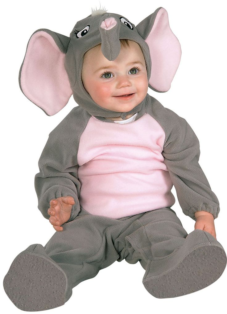 Works 4 Peanuts Elephant Baby Costume - Kids Costumes