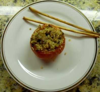 I saw a stuffed tomatoes recipe for the Hcg diet I was going to try but the link was down, so i found this one. Phase 2 recipe. enjoy