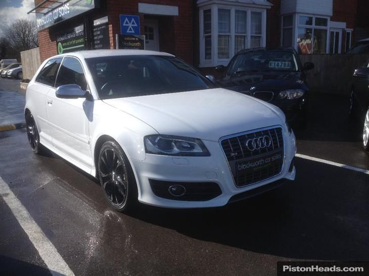 Used 2010 AUDI S3 S3 Quattro 3dr S Tronic STUNNING S3 LOW MILEAGE 3d for sale in Wiltshire | Pistonheads