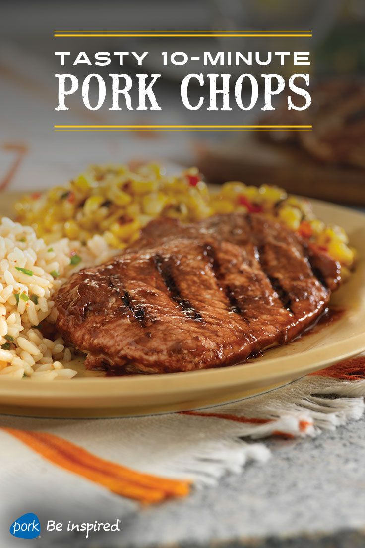 Grilled Ribeye Chops With Mole Sauce Recipe Pork