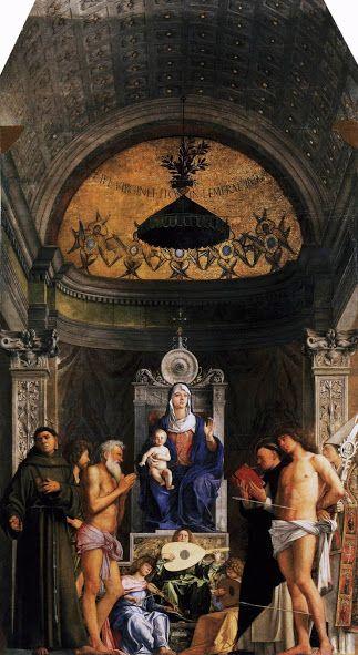 Pala di San Giobbe (1487 circa; Venezia, Gallerie dell'Accademia)