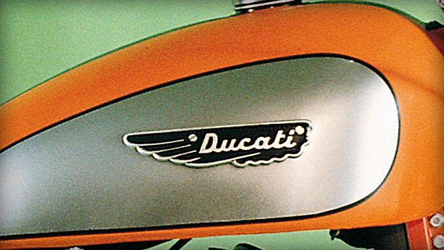 Motorcycle Logo Evolution: Ducati — 95 Customs