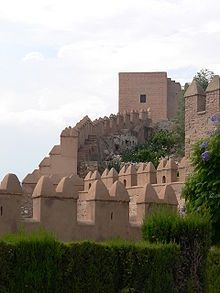 Alcazaba y Murallas del Cerro de San Cristóbal