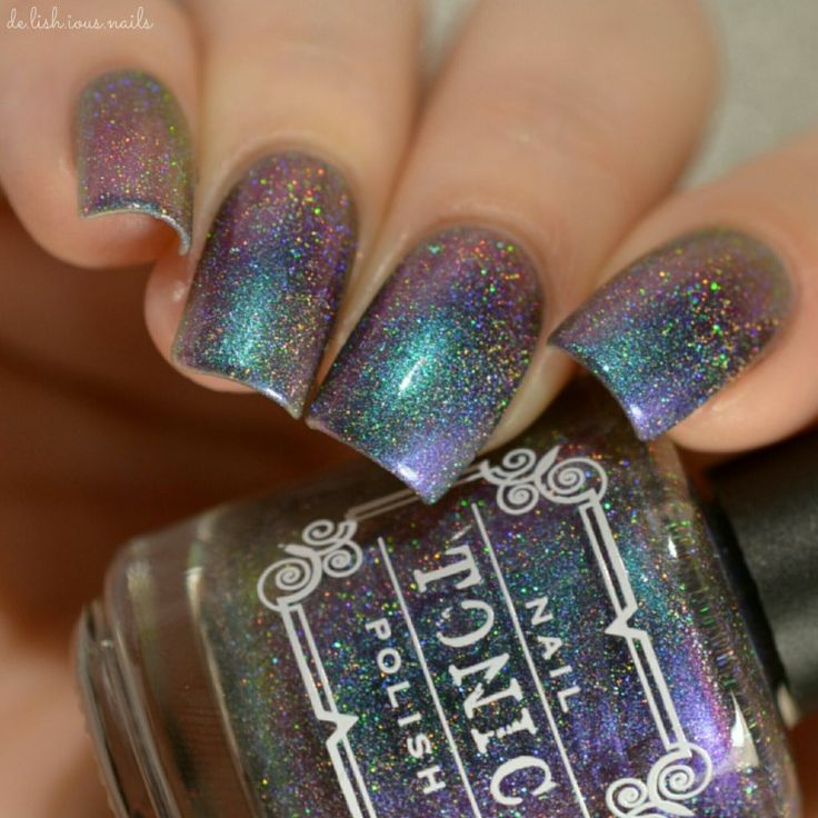 Tonic Polish Holiday 2016 Collection – Dragon Tears