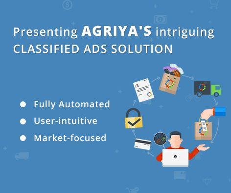 Get your hands on our recent launch, a highly customizable classified ads solution, ideal to set up an advanced classified ads platform. This ready-to-deploy solution guarantees total compatibility and is built to sustain long. While streamlining the whole business process, it rationalizes the end-user operations also.