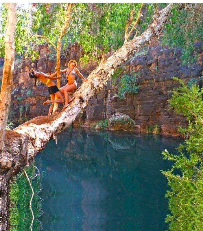 millstream-chichester-national-park australia