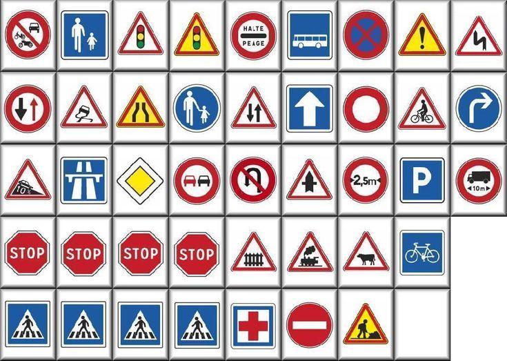 mini traffic signs   http://best-toys-for-toddler.blogspot.com