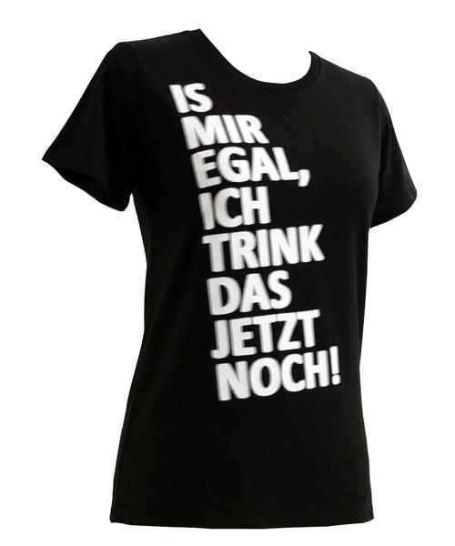"""+*WIEDER DA!!!*+  *""""Gibt es den Spruch von dem Flaschenöffner auch auf´m T-Shirt?!""""*  Nun kann ich endlich wieder sagen:  *Janaklar, gibt es!*  In ..."""