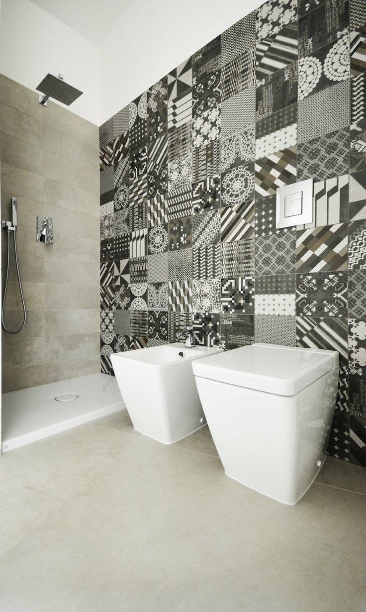 casa studio bagno principale | Foto©: fds|officina di architettura