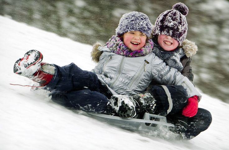 Map: Best Places to Toboggan in Edmonton and Area #yeg