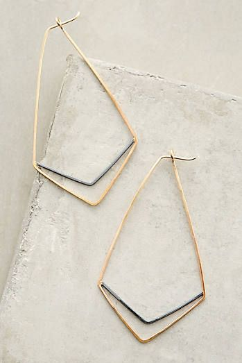 Chevron Hoops