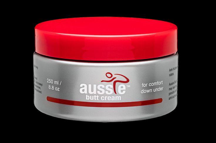 Aussie Butt Chamois Cream ...for comfort down under...