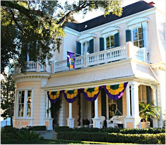 17 Best Images About Historic New Orleans Homes Places