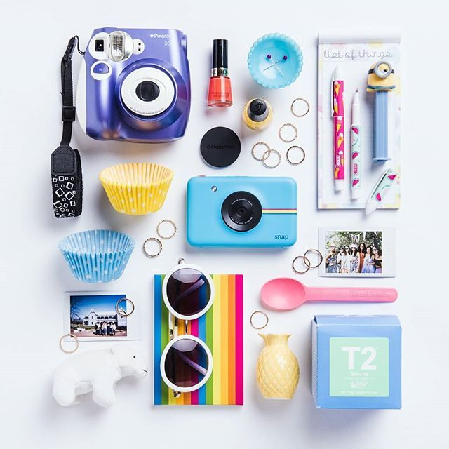 We are loving this #flatlay shot by @clickthisphoto featuring these colourful @polaroid cameras!  Last chance to shop our Polaroid camera sale - this event ends tomorrow morning! Click the link in our bio to shop now   #ozsale #ozsaleloves #polaroid #polaroidcamera #colorful #thehappynow #thatsdarling #flashesofdelight #acolorstory #colorhunters #colorcrush #colorpop #colorlove