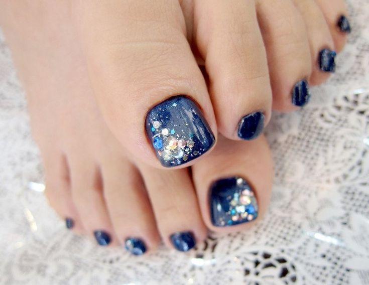both autumnal toned down nail lacquers and vivaciouslycolored nail