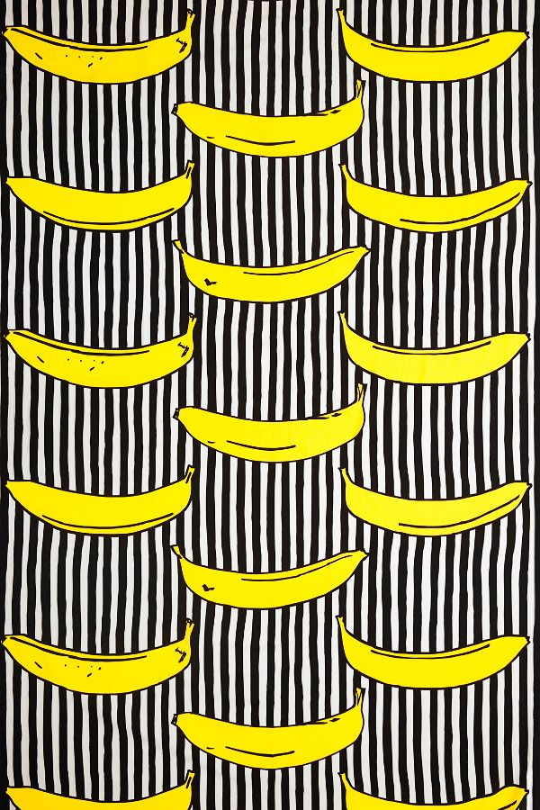 Banana stripes