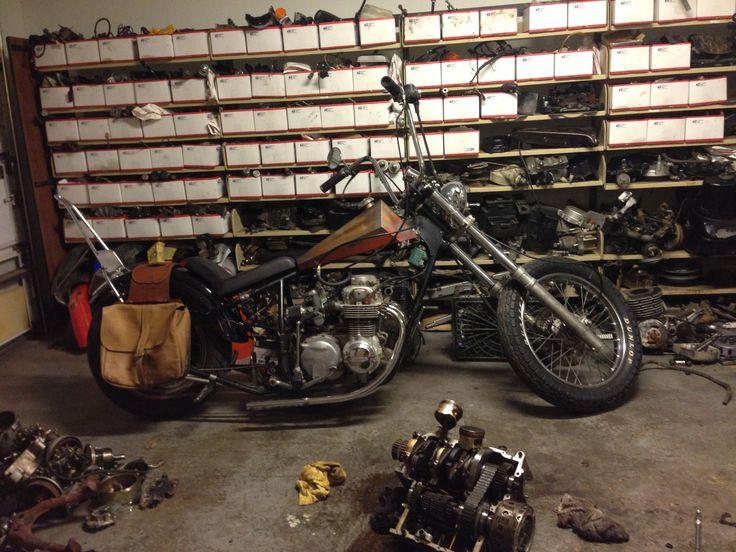 Diagram Of Kawasaki Motorcycle Parts 1976 Kx400a2 Ignition Diagram
