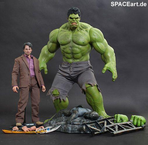 the-avengers-hulk-und-bruce-banner-deluxe-figuren-hot-toys-spaceart-spa010-b