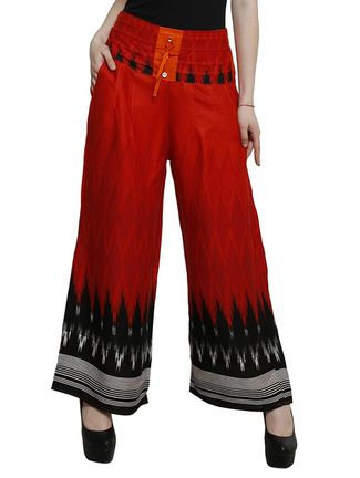 Buy Lee Marc red cotton  Online, , LimeRoad