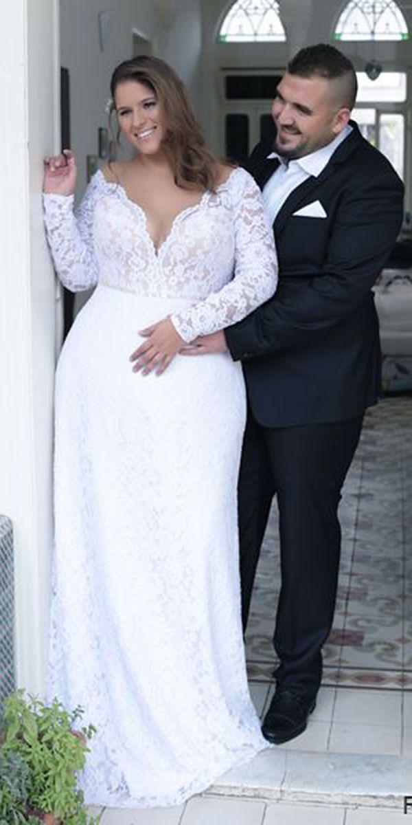 24 Modest Wedding Dresses With Sleeves Wedding Dresses Guide Plus Wedding Dresses Long Sleeve Wedding Dress Lace Wedding Dress Long Sleeve