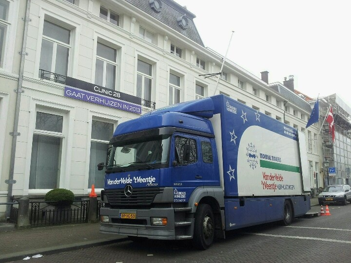 Externe verhuizing van Clinic28 binnen Den Haag