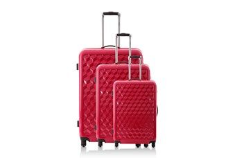 Set van 3 Trolleys 'Torrente' - Rood