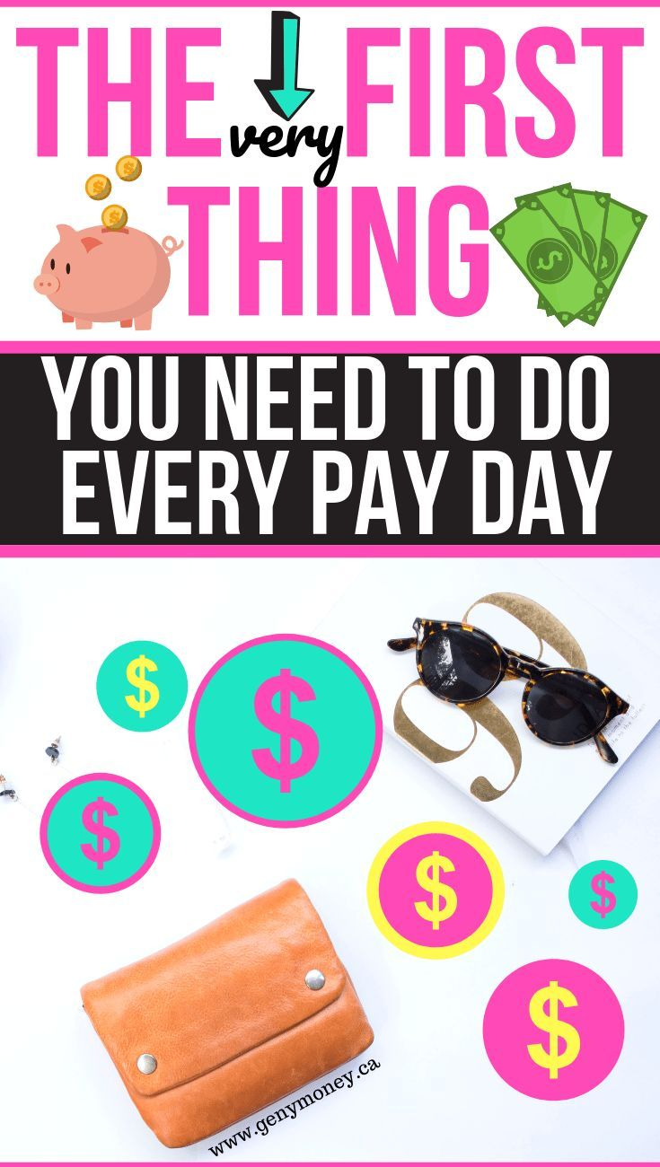 Do This With Your Paycheque to Build Wealth: Pay Yourself First