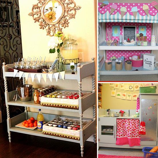 How to repurpose your changing table. Brilliant!Servings Stations, Drinks Stations, Change Tables, Parties Ideas, Bar Carts, Diy, Changing Tables, Baby Shower, Tables Turn