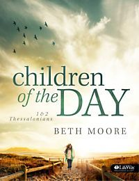 Promo Video available to watch for Beth Moore's new study releasing in May - I & II Thessalonians