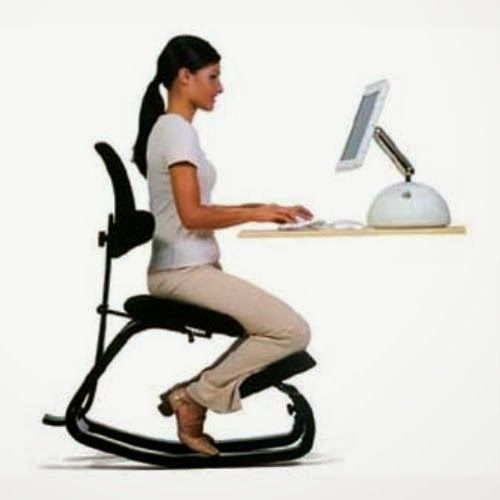 74 best images about ergonomia on pinterest for Sillas para trabajar