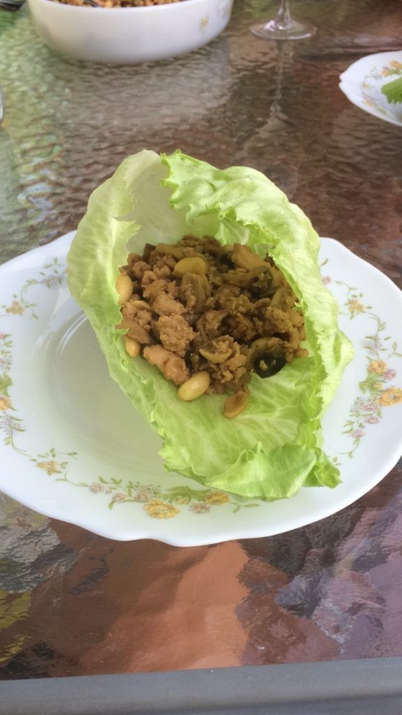 "Healthy Turkey ""Yuk Sung"" | Chicken recipes, Turkey mince"