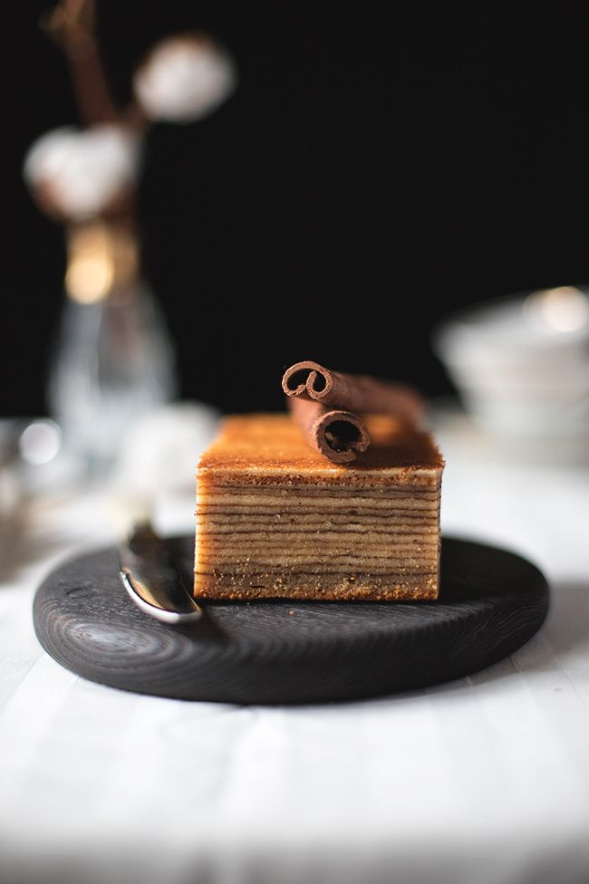 lapis legit thousand layer cake recipe by Candy Company