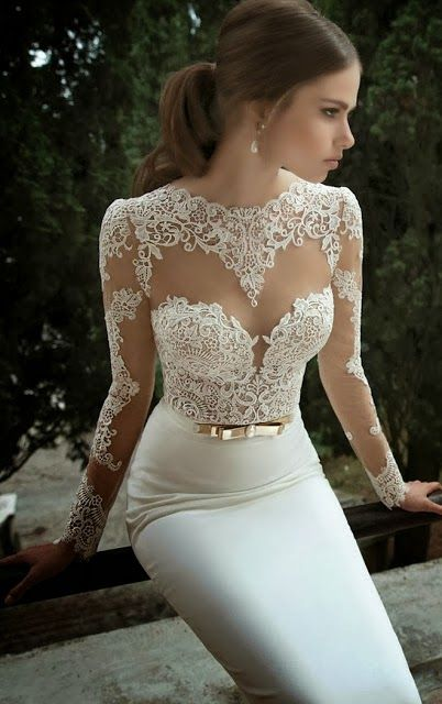 quite like this sheet,  lacey  design, especially  the way the neck part  sperates from the the rest of the bodice and almost looks like an actual necklace.