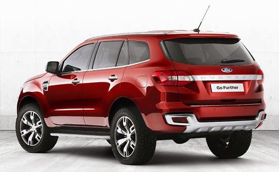 "Ford Everest ""Concept"" SUV ☆。★。JpM ENTERTAINMENT ★。☆。"