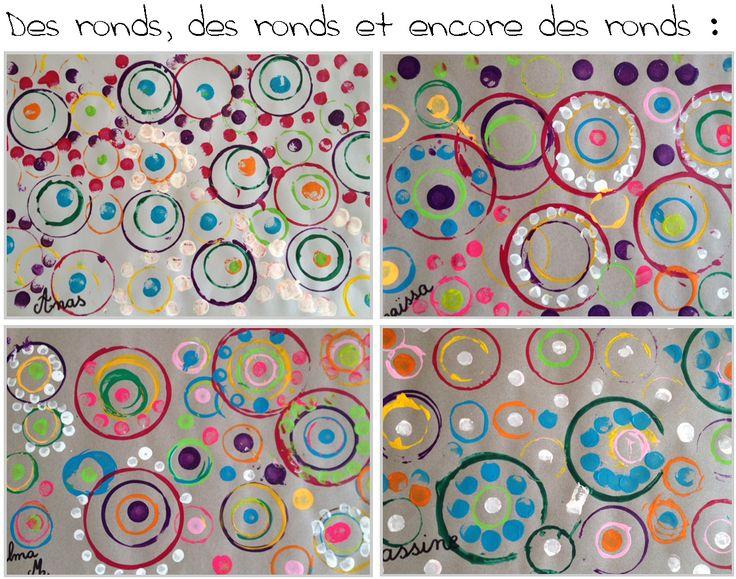 Les ronds -