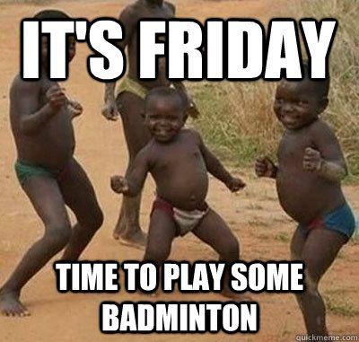42df9d9982abc40407083f2e82a5a7c9 9 best badminton meme images on pinterest badminton, memes humor