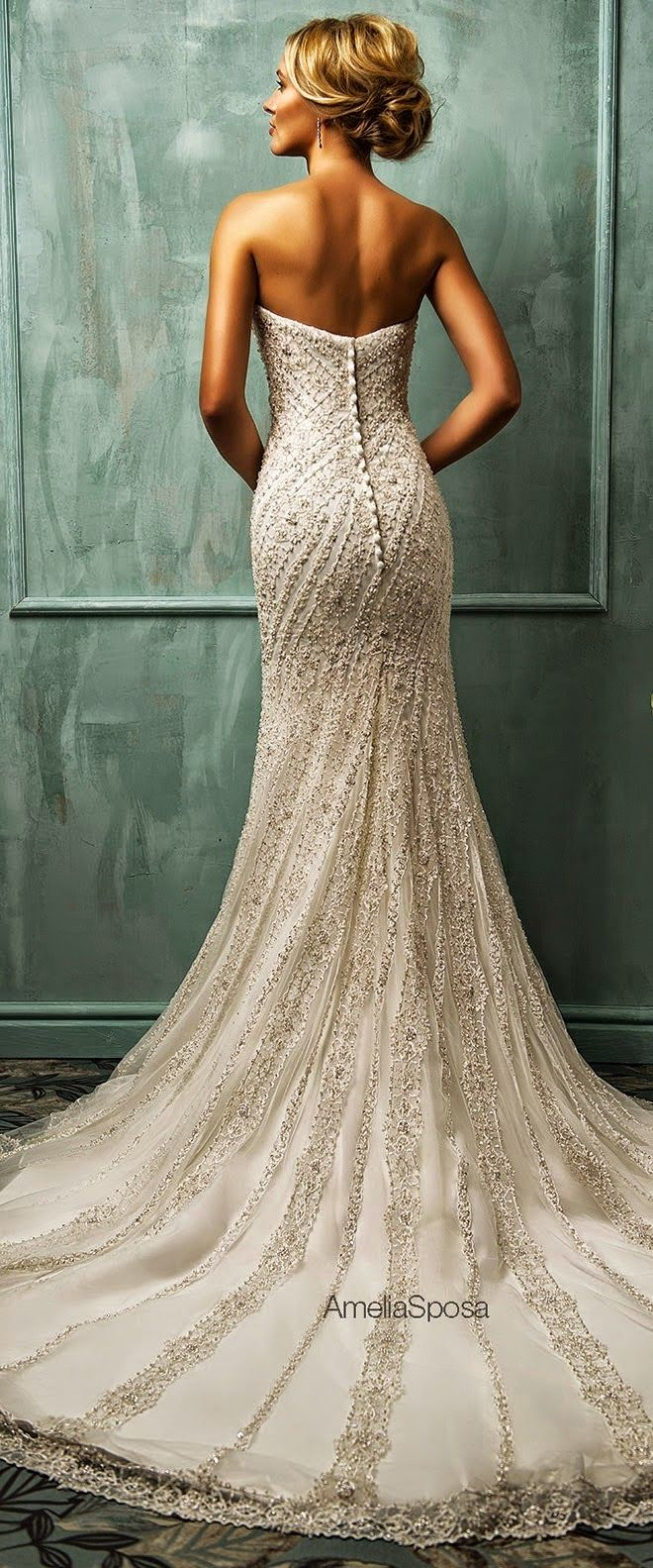 Best Wedding Dresses of 2014 - Belle the Magazine . The Wedding Blog For The Sophisticated Bride hair