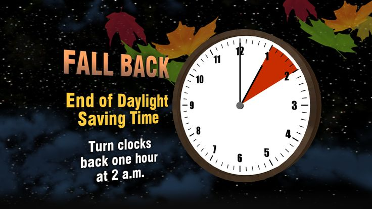 fall back clocks 2013 | We have been experiencing daylight saving time since March 11, but ...