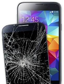 Samsung Galaxy Phone and Tablet Cracked Screen Repair