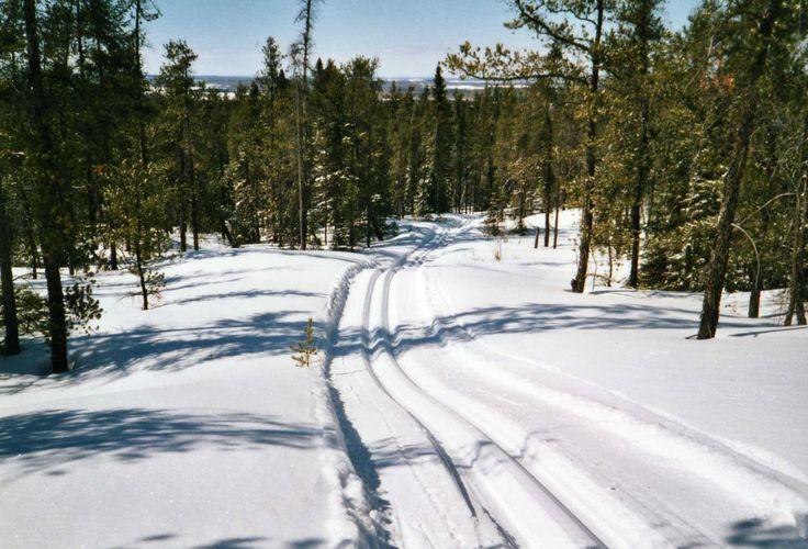Ski de fond - Plaisirs d'hiver - Tourisme Abitibi-Témiscamingue