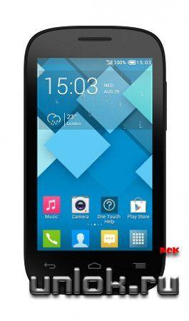 Разблокировка смартфона Alcatel One Touch POP C2 (OT-4032D