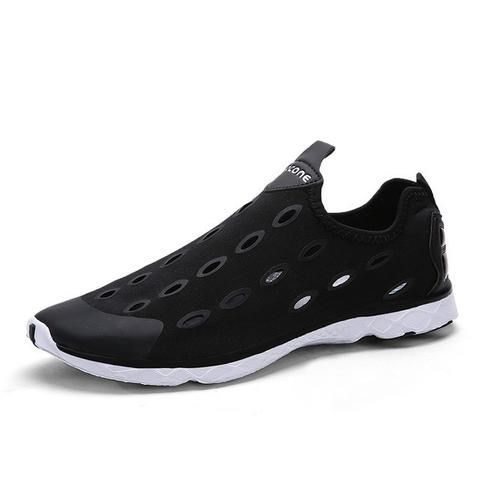 KaLeido Women\u0027s Slip On Aqua Water Shoes Casual Walking Shoes *** Check  this awesome product by going to the link at the image.