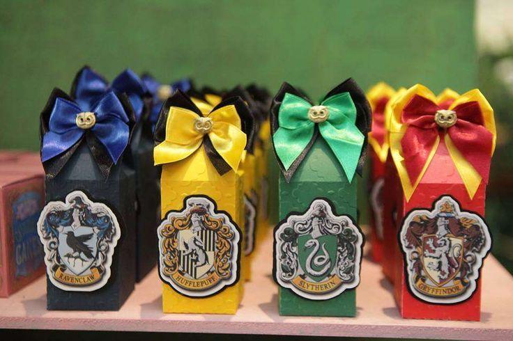 Harry Potter Birthday Party | CatchMyParty.com